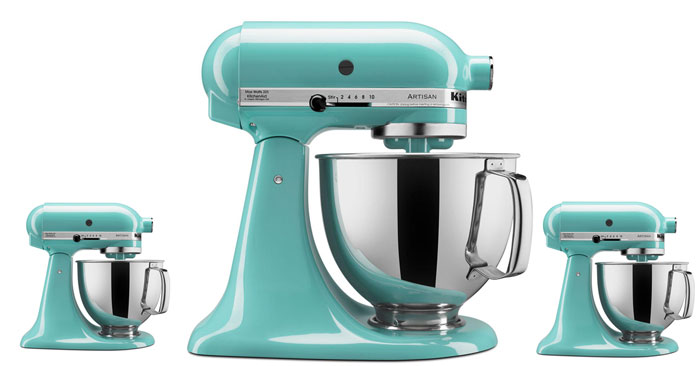 Vinci gratis Stand Mixer KITCHENAID