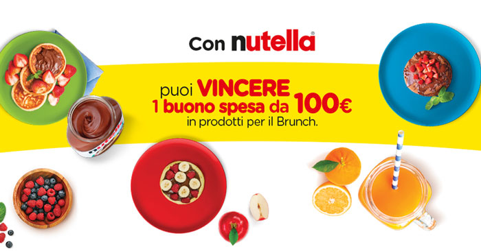 brunch con Nutella