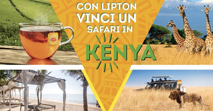 concorso lipton kenya