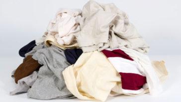 riciclare vestiti: