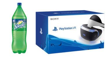 Con Sprite e Sprite Zero vinci Playstation