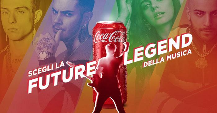 Concorso Coca-Cola Future Lengend