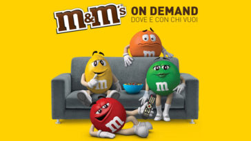 "Concorso ""M&M'S On Demand"""