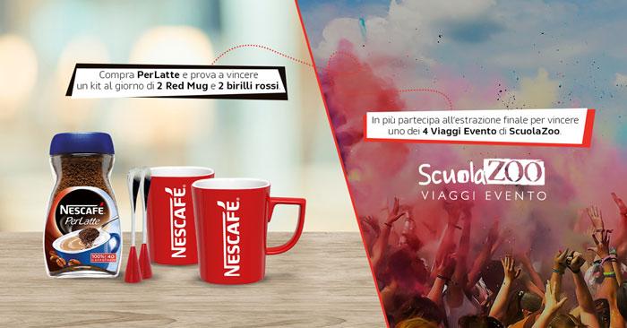Concorso Nescafé PerLatte – ScuolaZoo