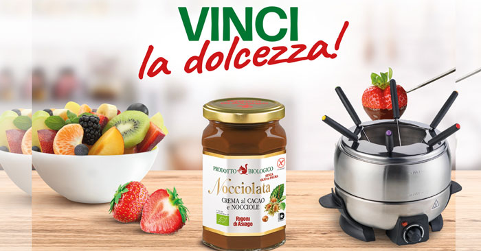 """Concorso """"Vinci la dolcezza"""" Rigoni"""