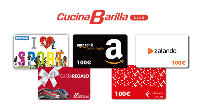 CucinaBarilla Club