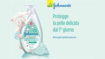 Diventa Tester JOHNSON'S® Cottontouch™
