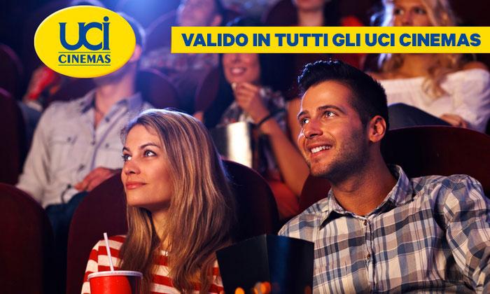 GROUPON | Sconto del 43% sui biglietti UCI Cinemas