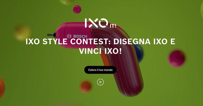IXO Style Contest