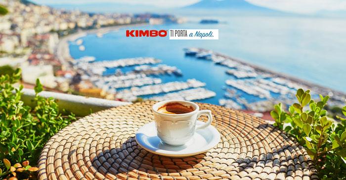 Kimbo ti porta a Napoli