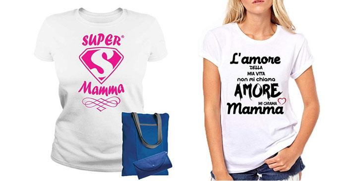Magliette divertenti per la festa della mamma