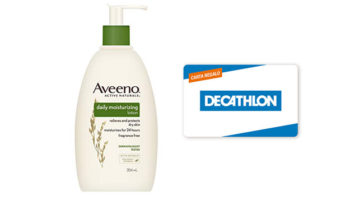 Premio sicuro Aveeno Decathlon