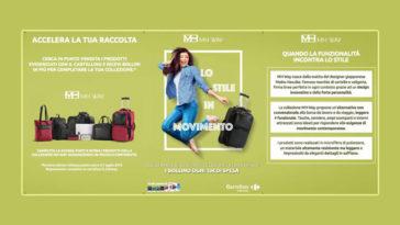 "Raccolta bollini Carrefour ""MH way"""