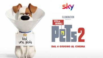 Sky Extra &Pet's 2: vinci New York