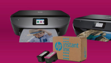 Stampa gratis con HP