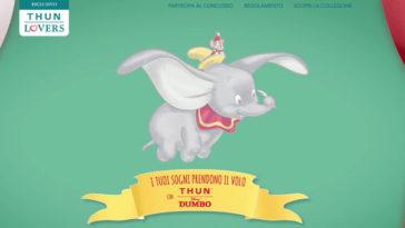 Thun Dumbo: vinci un viaggio in Sri Lanka!
