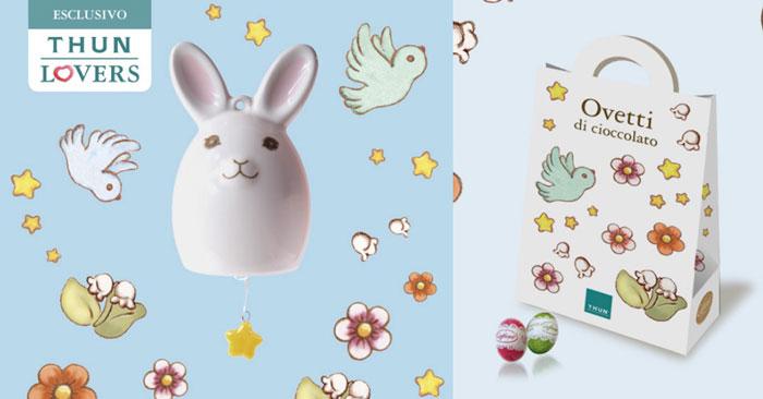 Novità Thun Pasqua: in regalo la campanella