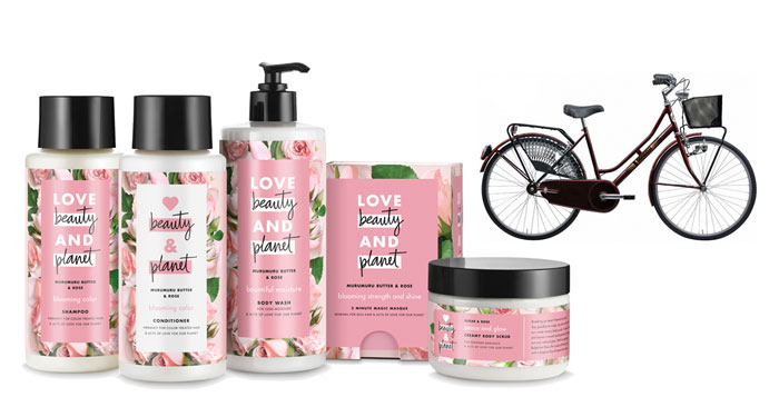 "Unilever ""Love Beauty Planet"""