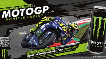 Vai al moto GP con Monster