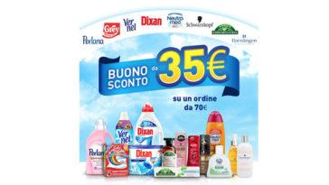 Casa Henkel: 35€ di sconto subito