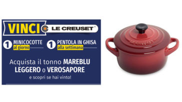 minicocottes in ceramica Le Creuset