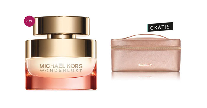 Beauty Case Michael Kors omaggio