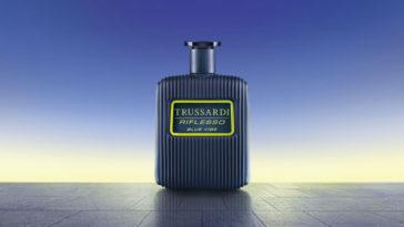Campioni omaggio Riflesso Blue Vibe by Trussardi