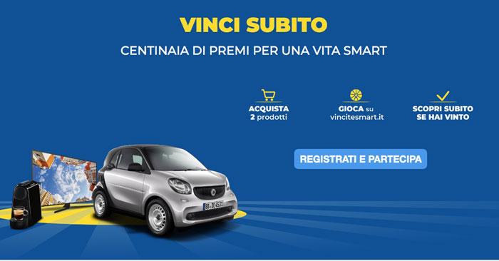 Carrefour vincite Smart