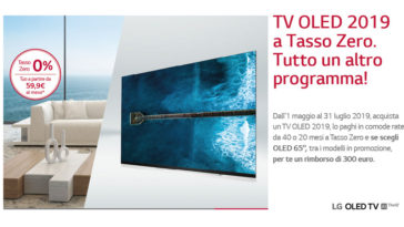 Cashback LG OLED TV