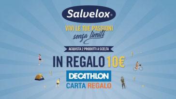 """Cerotti Salvelox: """"Vivi le tue passioni senza limiti"""""""
