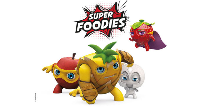Collezione Super Foodies Esselunga