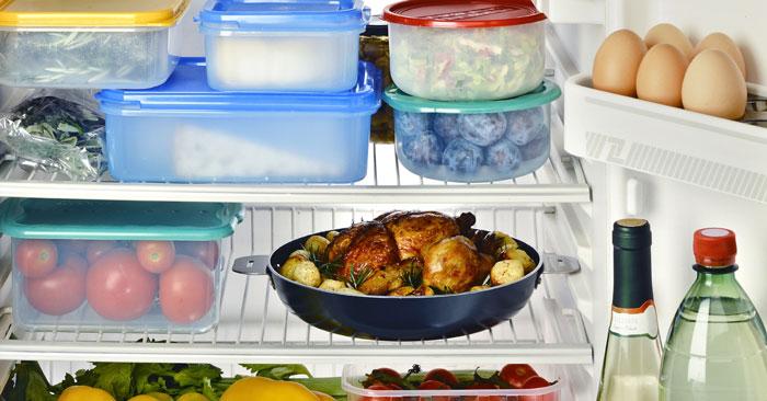 Come conservare il cibo