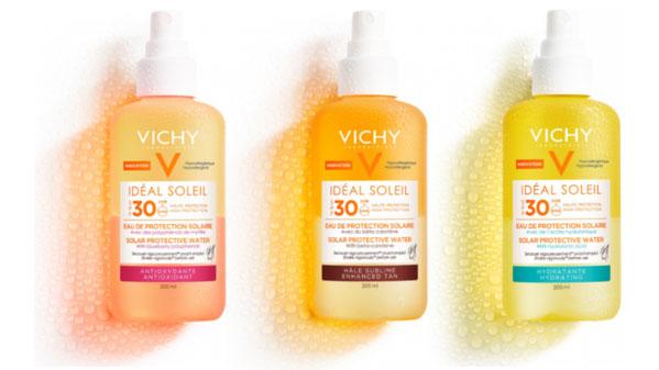 Diventa tester Ideal Soleil, Acqua Solare protettiva Vichy