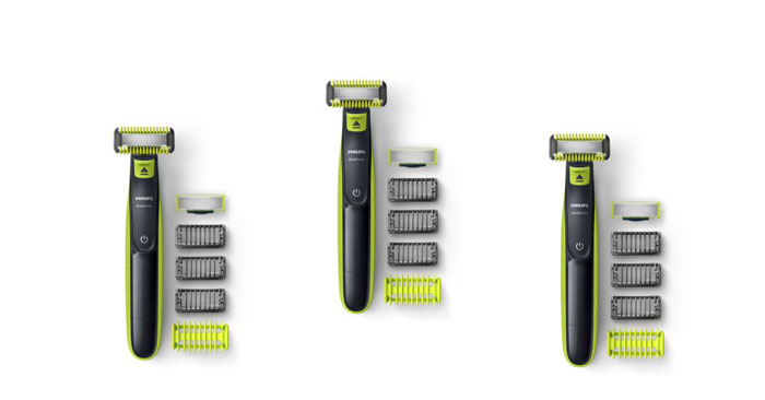 Diventa tester Philips OneBlade Face + Body