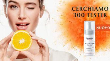 Eucerin Vitamin C Booster: diventa tester