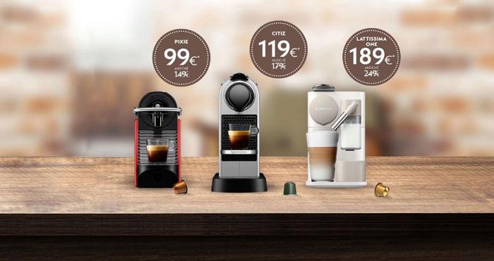 Macchine Nespresso scontate