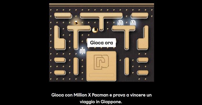Million x Pacman