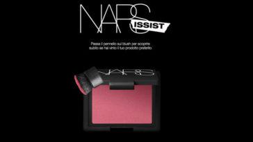 """NARSissist take all"" diShiseido: partecipa gratis!"