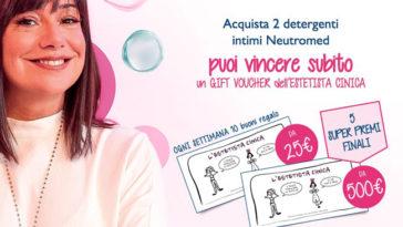 Neutromed: l'intimo senza trucco