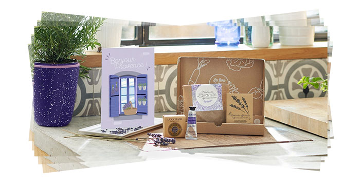 L'Occitane x La Box à Planter omaggio