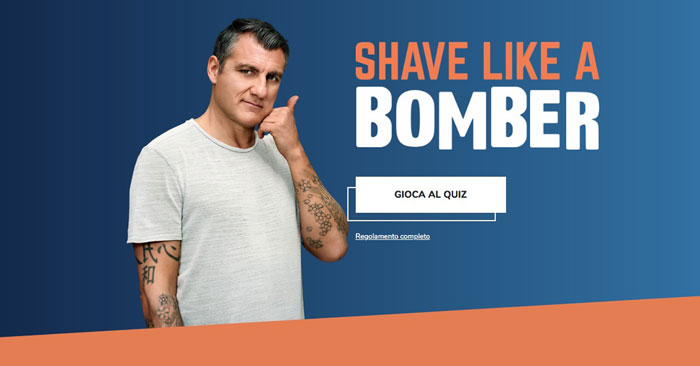 Play Like a Bomber Fusion 5 con Gillette