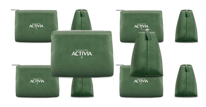 Pochette termica Activia