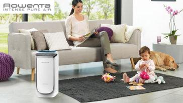 Rowenta Intense Pure Air: diventa tester