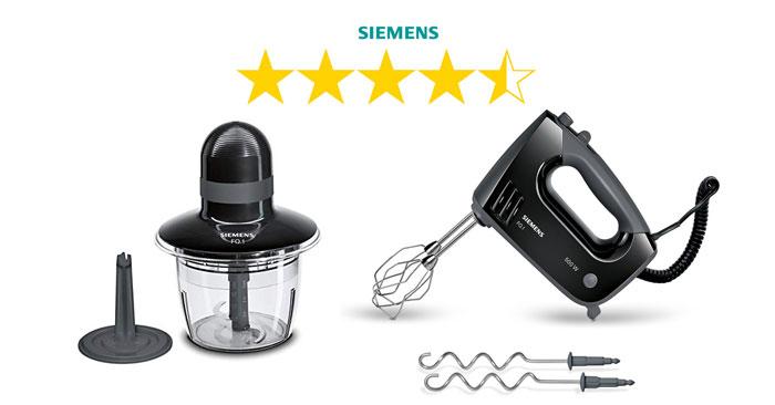 Siemens: recensisci e vinci premi