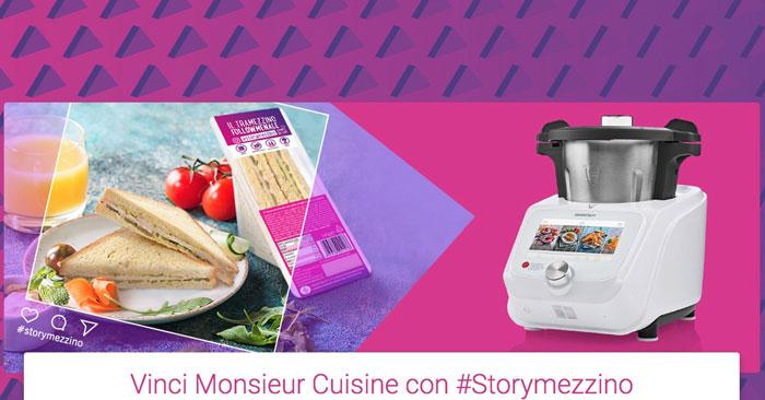 """""""Storymezzino"""": vinci Monsieur Cousine Connect"""
