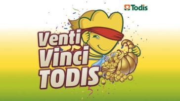 Venti, Vinci, TODIS