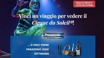 Vinci Las Vegas con Panasonic