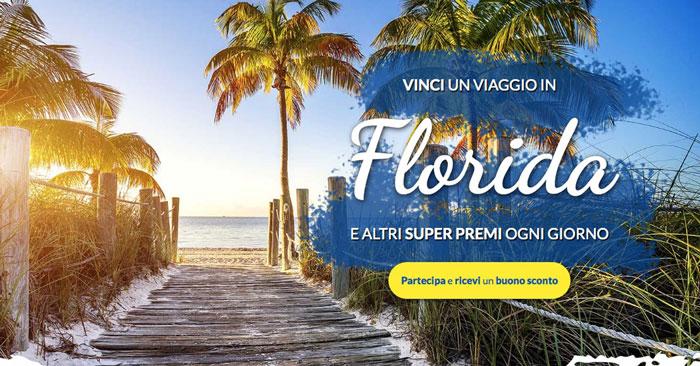 Concorso WD-40: vinci la Florida