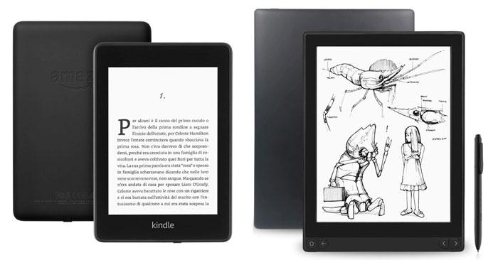 dispositivi e-reader