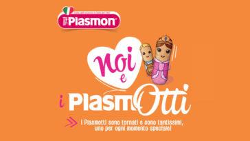 Concorso Plasmotti Plasmon e raccolta punti